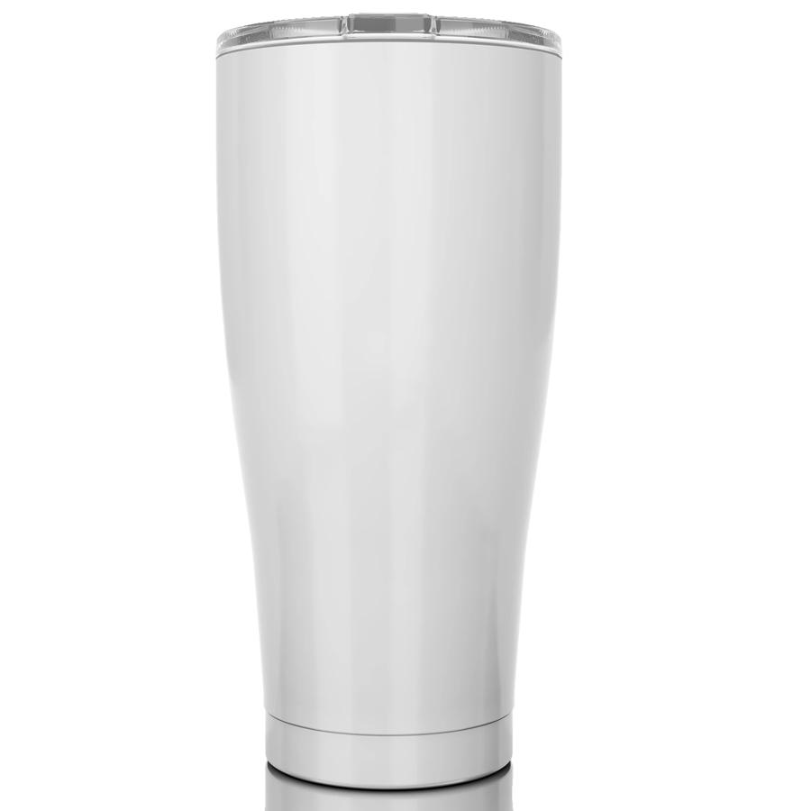 White SIC 30 oz. cup