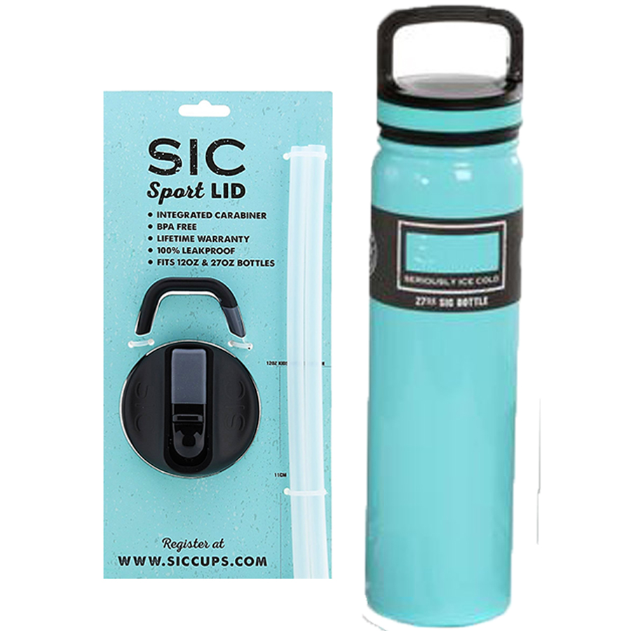 SIC, Cup, Bottle, Straw, Drink