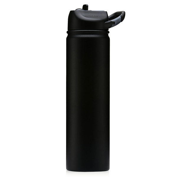 27 ounce bottle with lid and straw