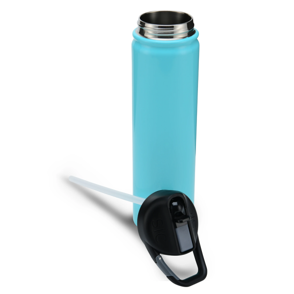 SIC bottle with lid