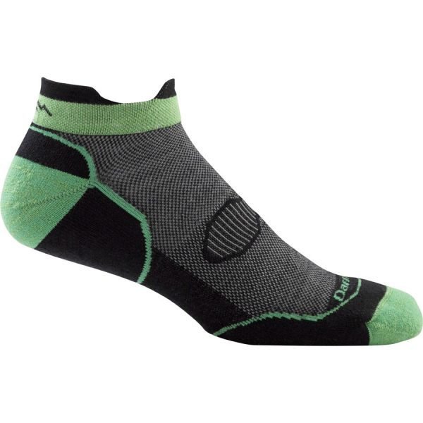 double cross tab sock