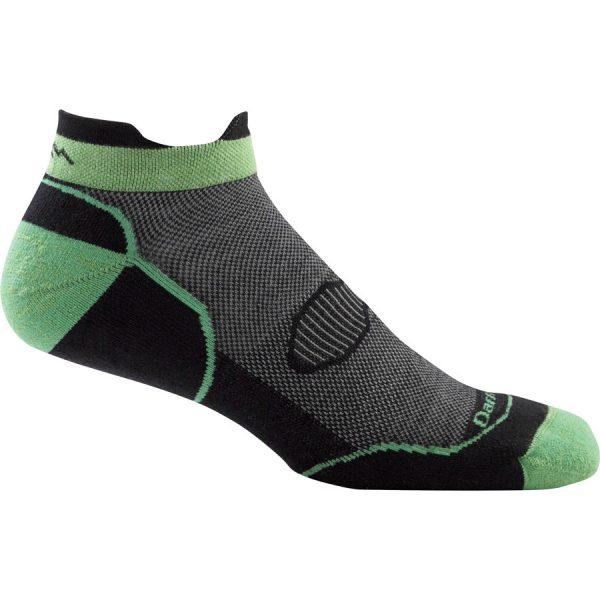 double cross tab sock