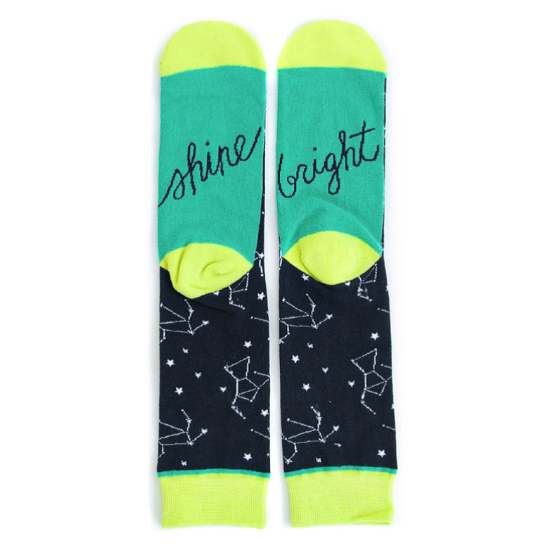 shine bright socks