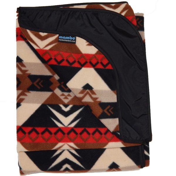 Windrunner Mambe Waterproof Blanket tan