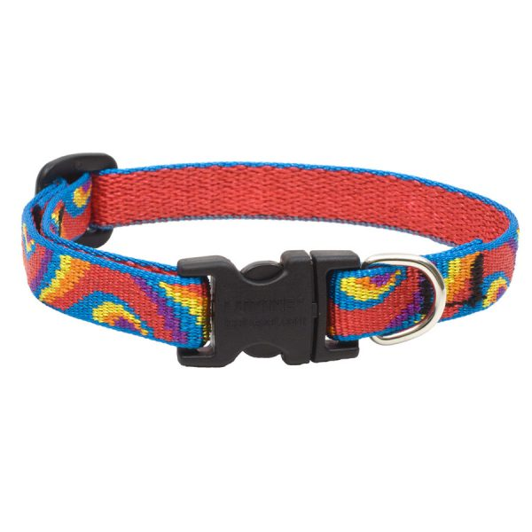 Lollipop Lupine, collar