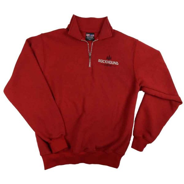 ROCKHOUND Sweatshirt red