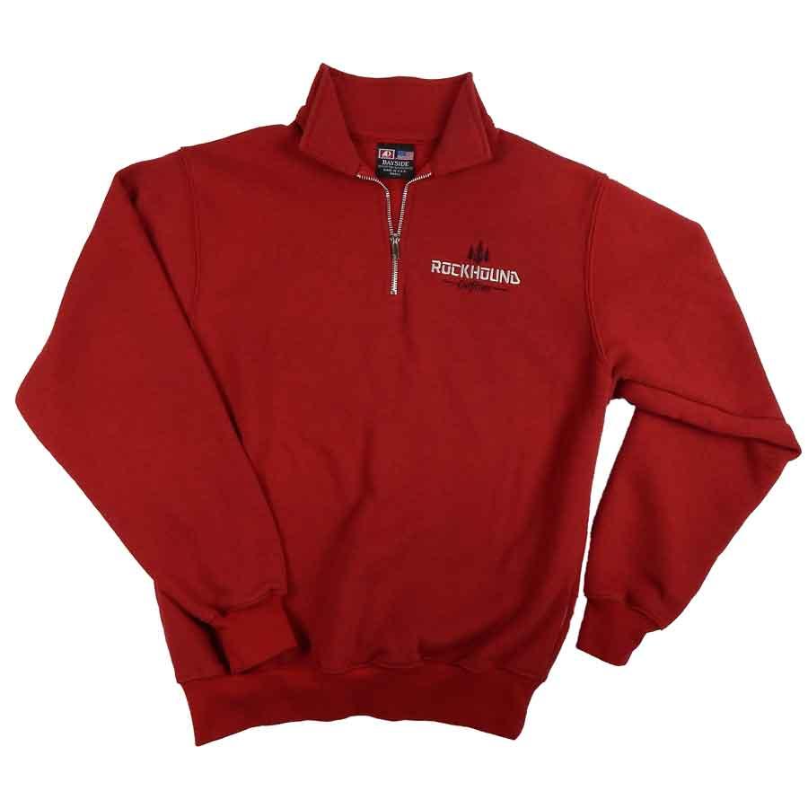 ROCKHOUND Sweatshirt red