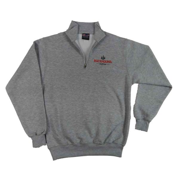 ROCKHOUND Sweatshirt grey