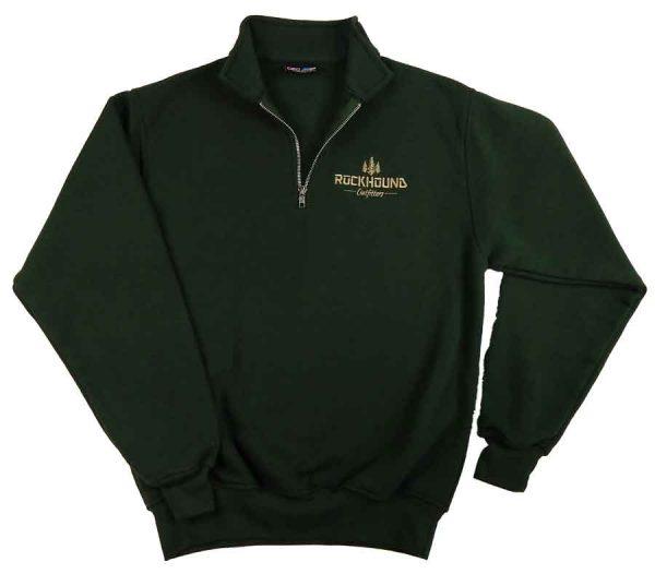 ROCKHOUND Sweatshirt green