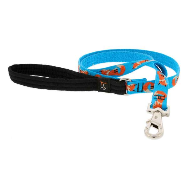 Foxy Paws Leash LUPINE