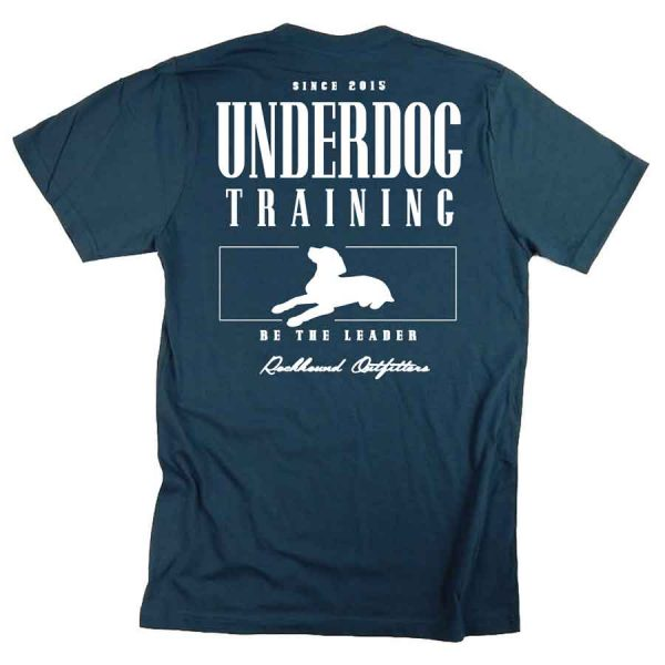 Underdog in training, shirt