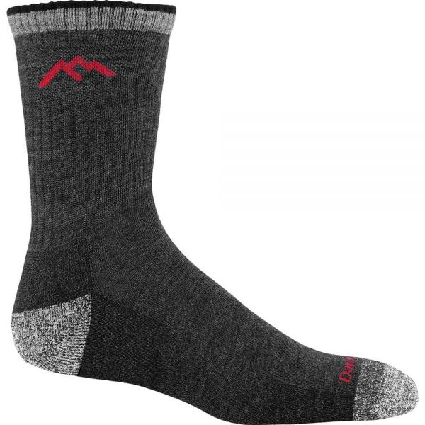 Black men's sock's with red detail