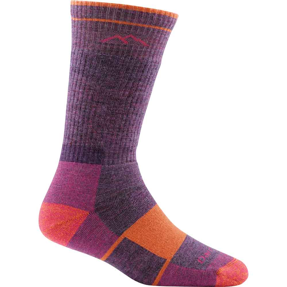 Hiker Full Cushion ( Plum Heather) sock
