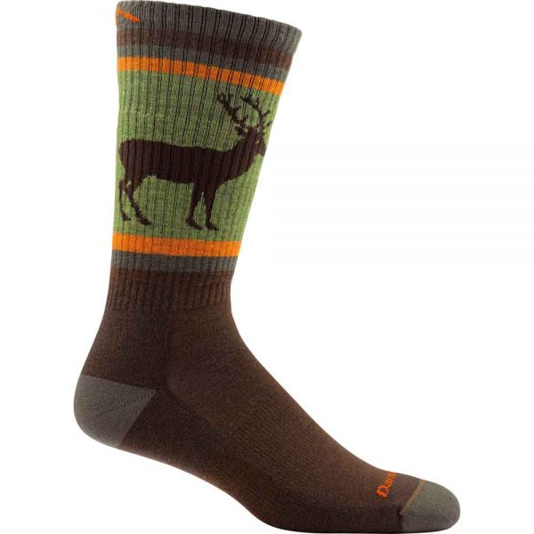mens Uncle Buck Hiker sock