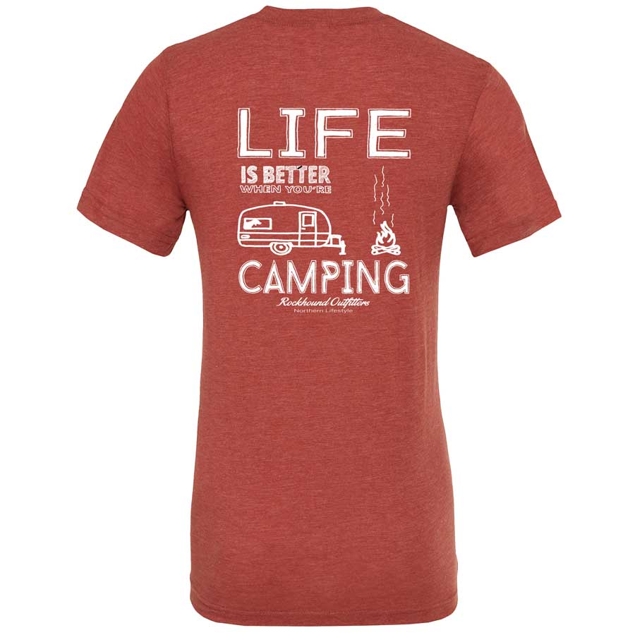 Life Is Better Camping