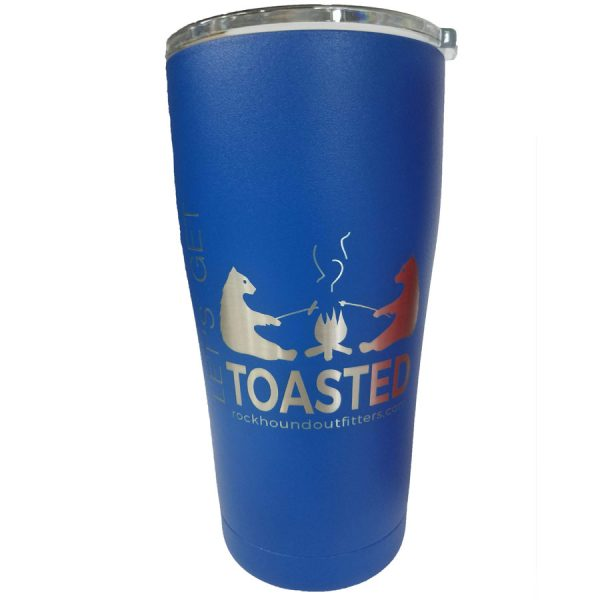 Let's Get Toasted Blue SIC