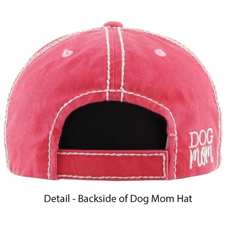 Dog, Mom, back, Womens, Hat