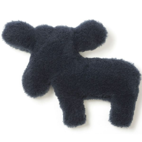 Dog, toy, west paw, moose, fabric, soft