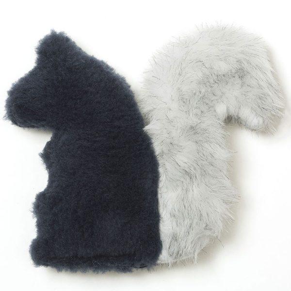Dog, toy, west paw, squirrel, fabric, soft,