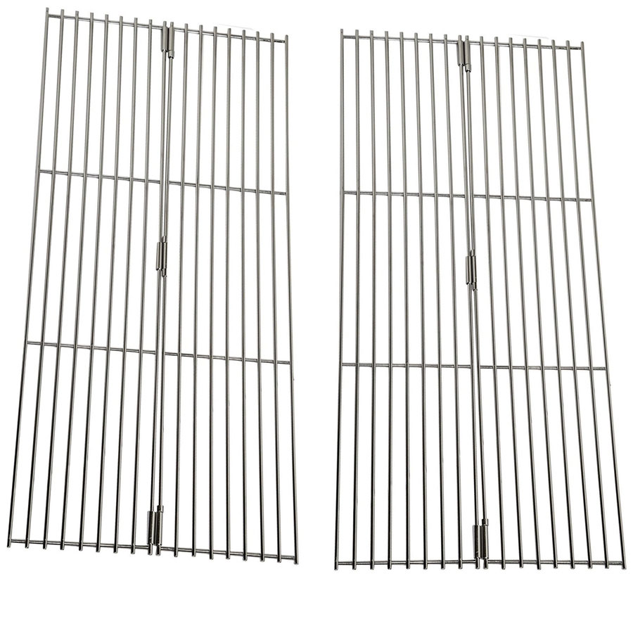 fire pit, X-large grill grate, stainless steel