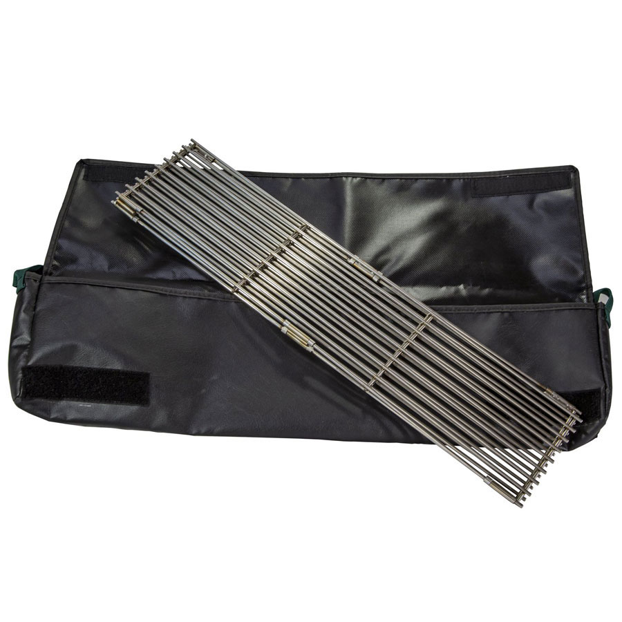 grill grate, portable, fire pit