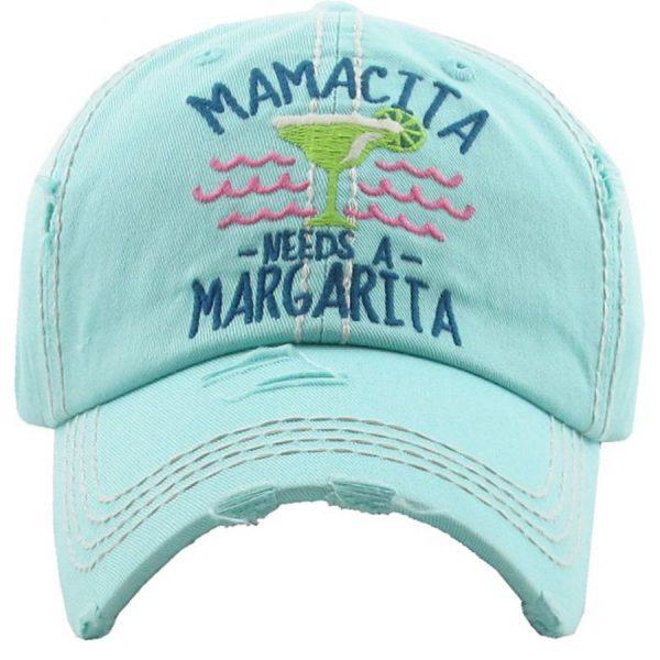 Mamacita, front, hat