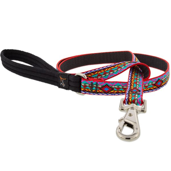 dog, lupine, leash