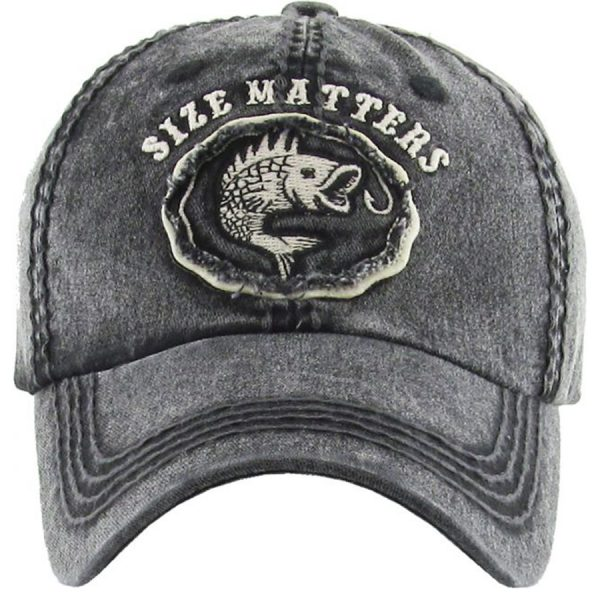 size-matters, hat