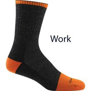 work, sock, crew
