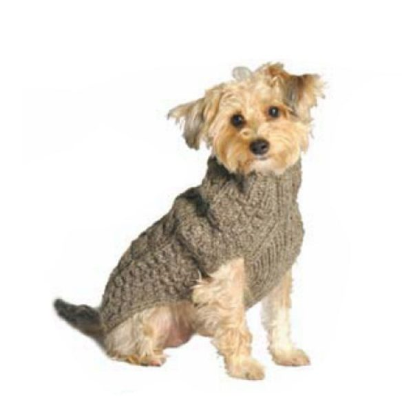dog, wool, knit