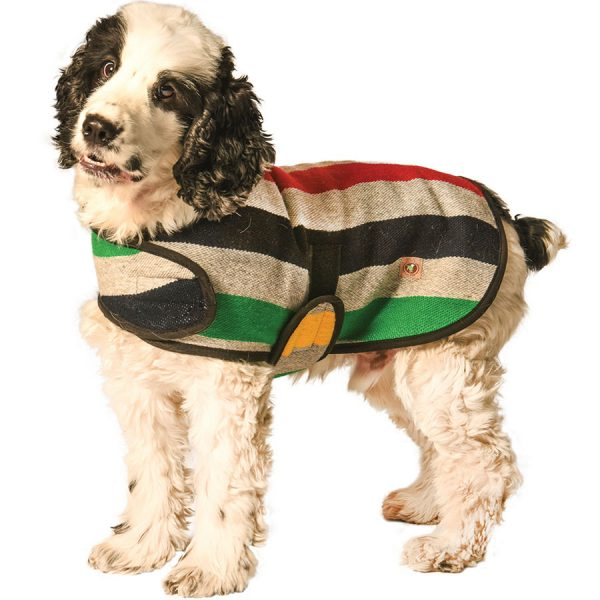 Chilly-Dog--Grey-Striped-Dog-Coat-with-Fleece-Lining