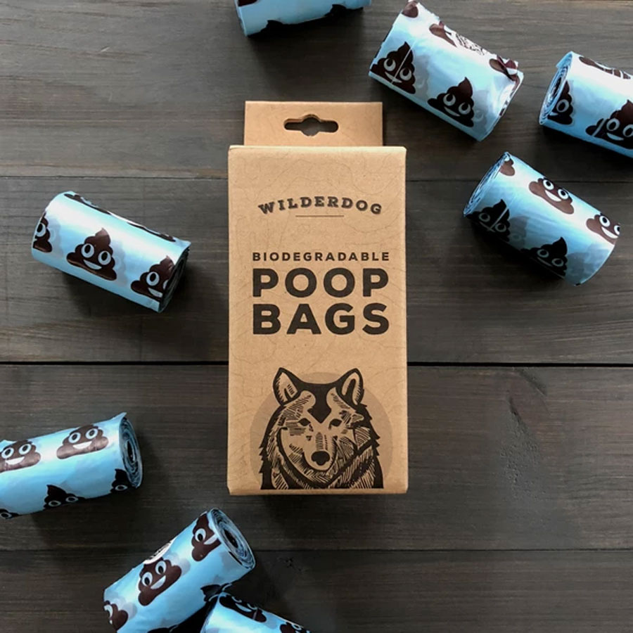 biodegradable, bags, dog, poop