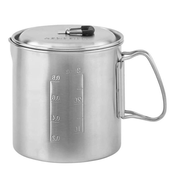 The perfect camp cooking pot