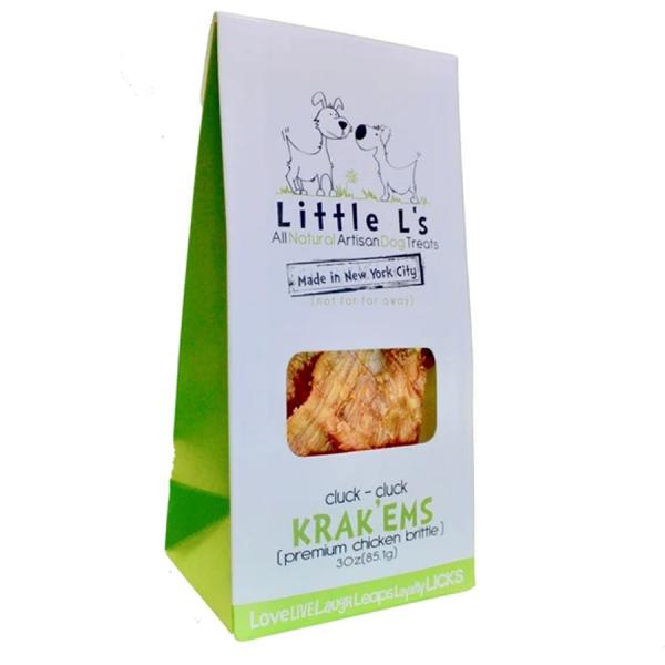 All natural chicken dog treats