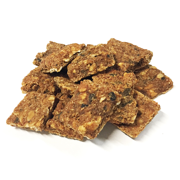 A treat for dogs to help hips and joints