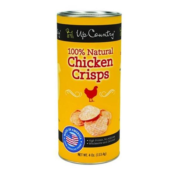 All Natural Chicken Crisps
