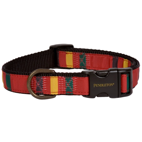 Pendleton Mount Rainier dog collar