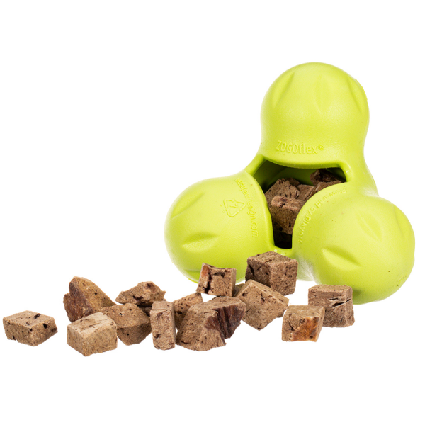 Beef Liver Dog Treats in Tux Toy