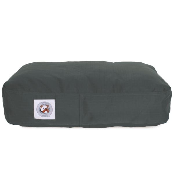 Brutus Tuff waterproof dark gray Small/ med dog bed