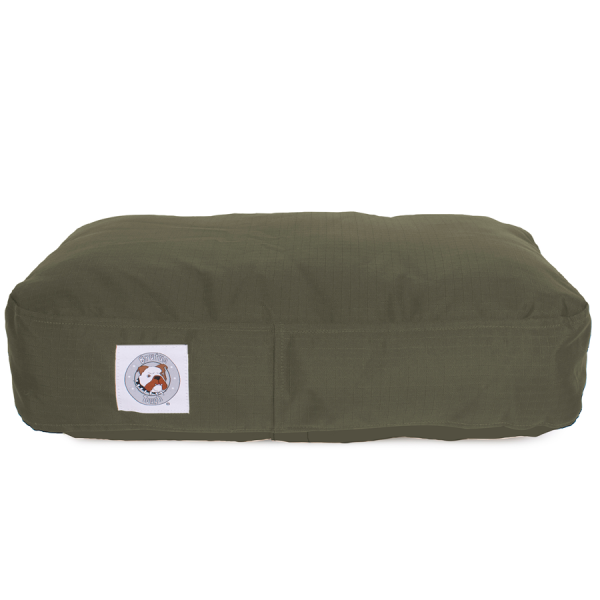 Brutus Tuff heavy duty canvas waterproof bed Olive Small/ med