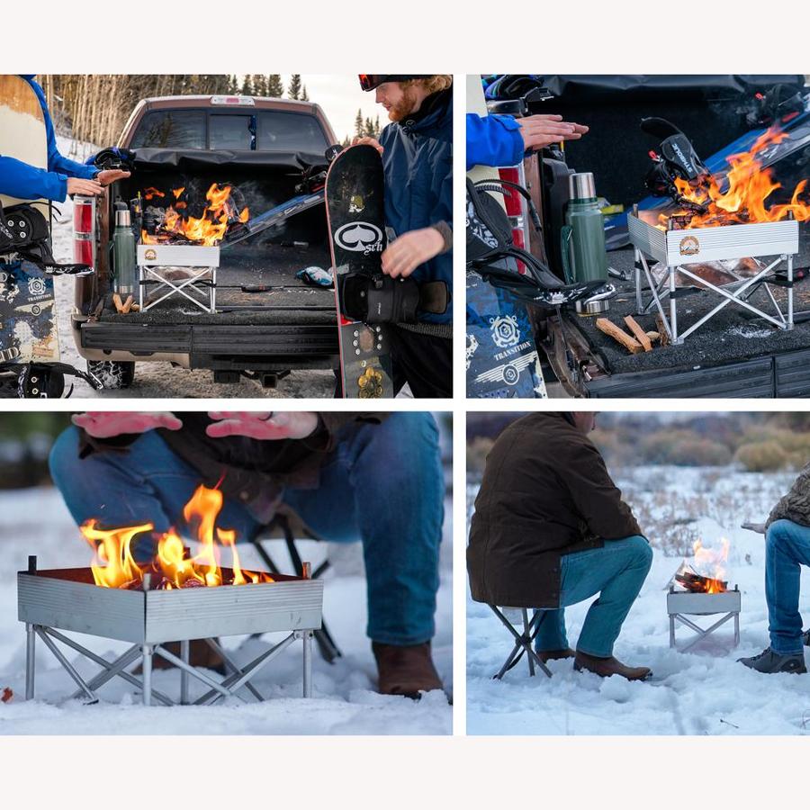 Fireside Outdoors - Trailblazer versatile use