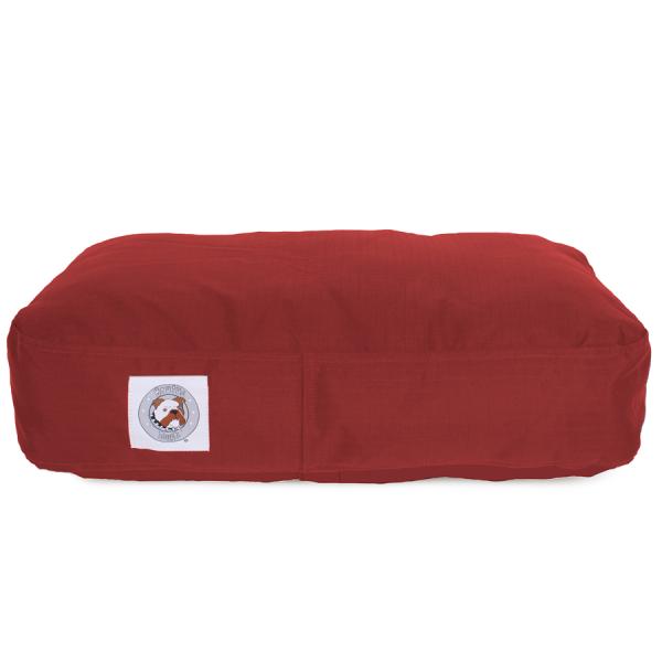 Brutus Tuff waterproof dark red Small/ med