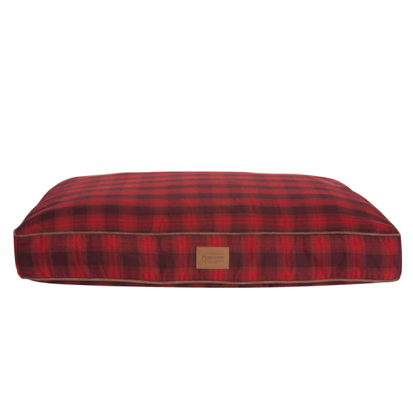Pendleton Red Ombre Plaid Napper