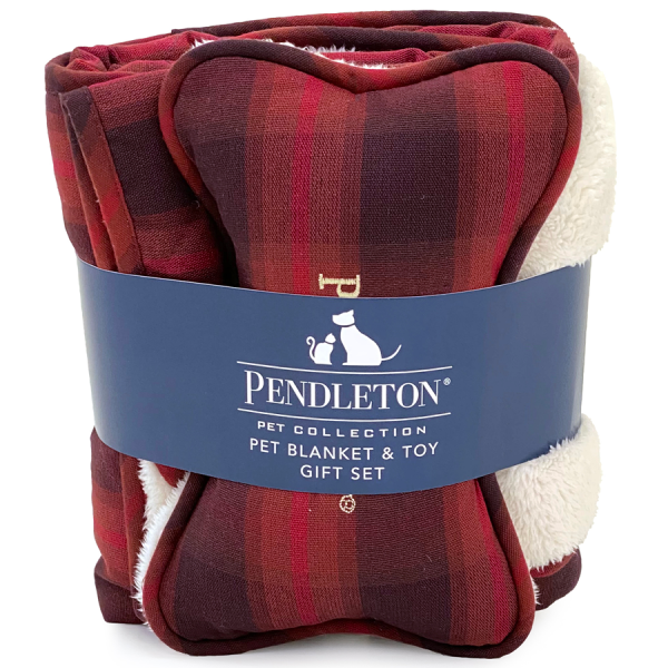 Pendleton Red Ombre Throw