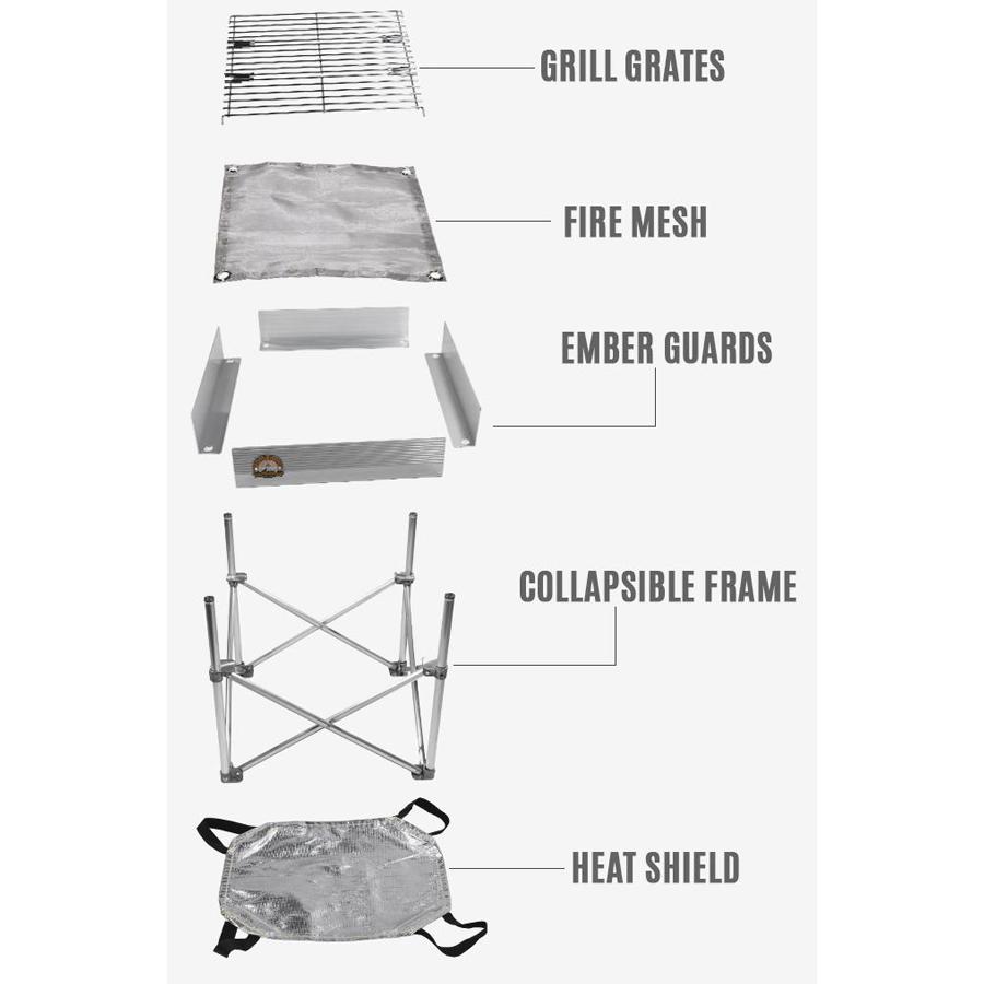Fireside Outdoors - Trailblazer componants