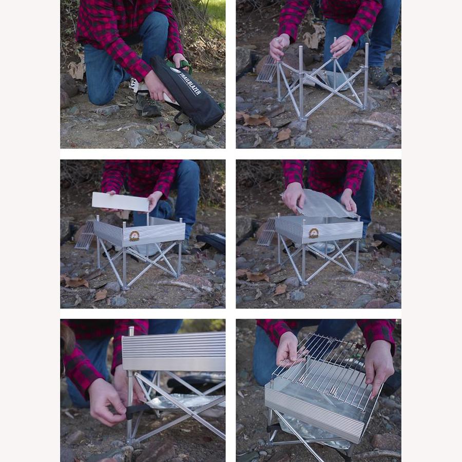 Fireside Outdoors - Trailblazer assembly