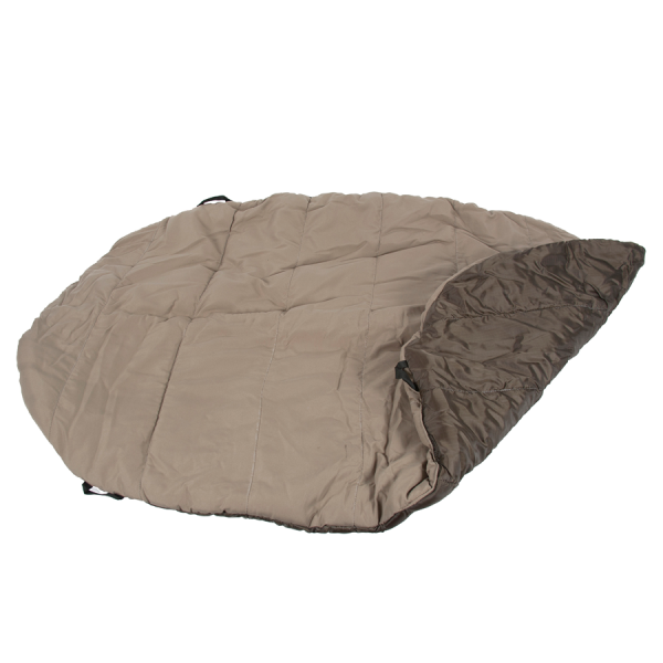 cushion & insulate from the cold, damp or hard ground