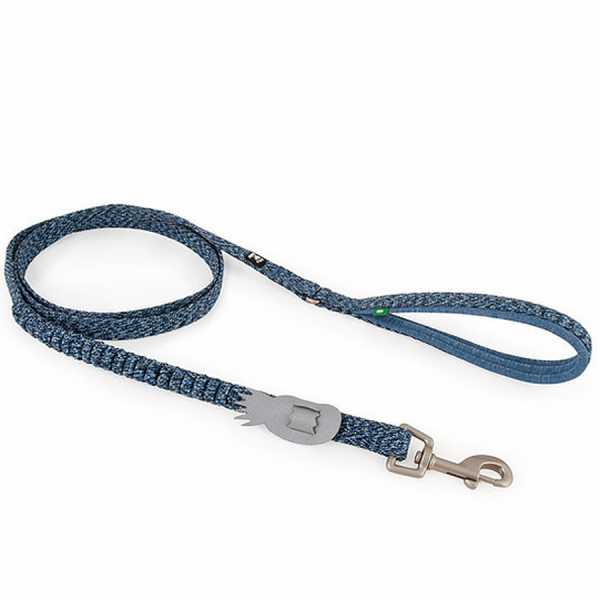 Hurtta Spring Leash Razzle-Dazzle Blackberry
