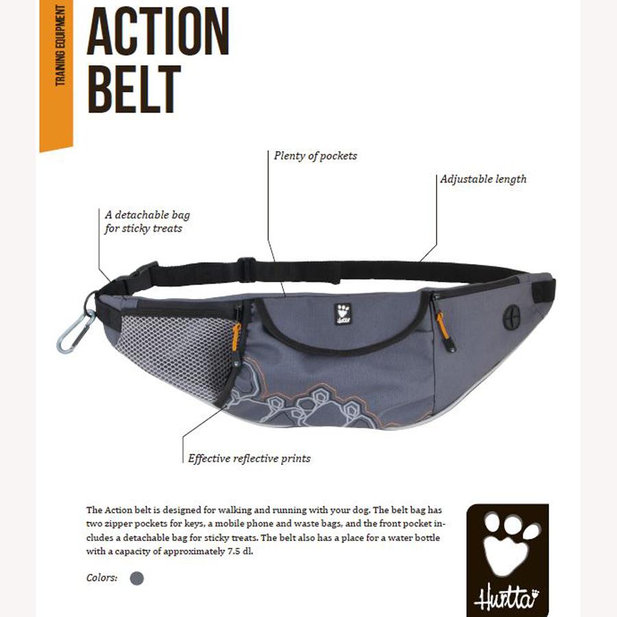 Hurtta-Action-Belt Features