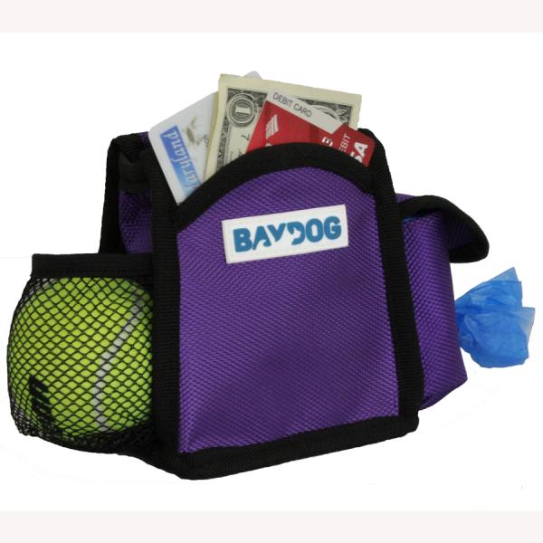 BayDog Pack-N-Go-Bag-purple